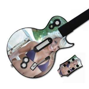 Music Skins MS TEMP10026 Guitar Hero Les Paul  Xbox 360 & PS3  Tempe12