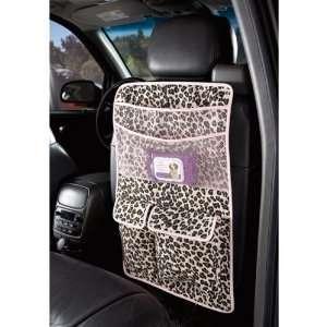 Companion Leopard Print Car Seat Pet Supply Organizer  Pet