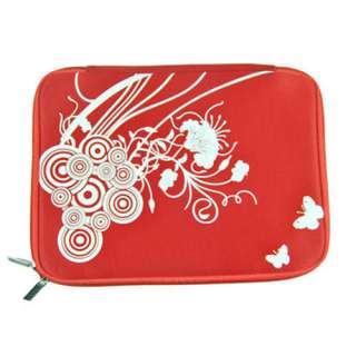 10 Laptop Soft Sleeve Bag Case Notebook Pouch Cover rd