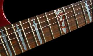 Sword with Dragon (WS) Fret Markers Inlay Sticker
