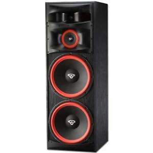 Pair Cerwin Vega XLS 215 Dual 15in Speakers 743658401194