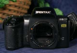 Nice PENTAX PZ 70 Auto Focus SLR Camera Body Only 027075038776