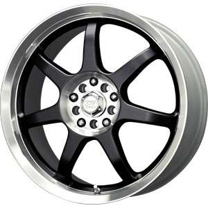 Tire Wheel Package 15X6.5 5x114.3 MB Motoring 205/65 15 Falken 512