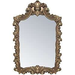 Caprice Antique Dealers Gold Mirror