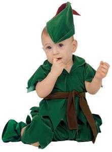 Peter Pan Cute Babys Boys Halloween Costume 12m