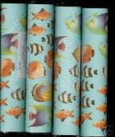 Tropical Fish Ocean Sea Wall Paper Border  NEW