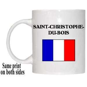 France   SAINT CHRISTOPHE DU BOIS Mug: Everything Else