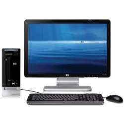 Pavilion Slimline S3330F Desktop PC w/ Blu Ray/ HD DVD