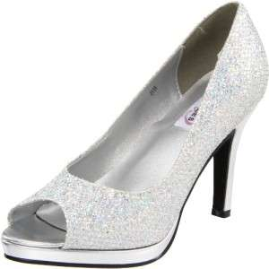 Glitter  SARI  by Dyeables Bridal Bridesmaid Prom Shoes
