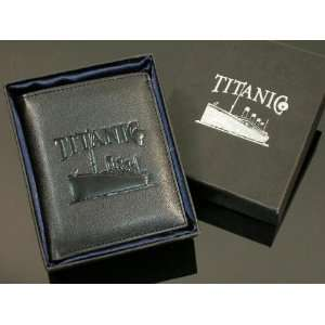 Titanic Love Forever Bifold Wallet BRAND NEW High quality
