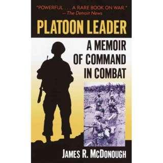 Memoir of Command in Combat, McDonough, James R. Biography & Memoirs