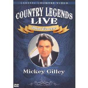 Mickey Gilley Country Legends Live   Mini Concert Movies