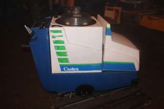 CASTEX CONCORDE CARPET EXTRACTOR CLEANER