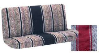 QUALITY SADDLE BLANKET FULL SIZE TRUCK BENCH SEAT COVER