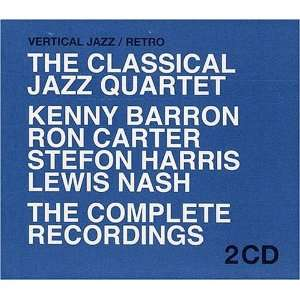 Complete Recordings Classical Jazz Quartet Music