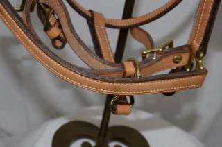 Champion Turf Equipment Leather Headstall Horse BA 13N