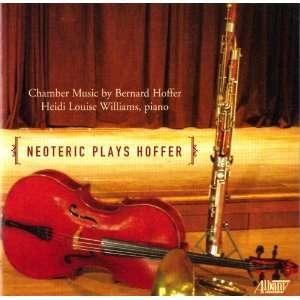 Eric Lenz (cello), Eric Mandat (clarinet), Michael Barta (violin