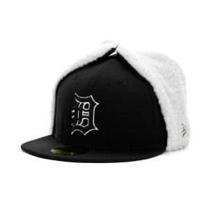 Detroit Tigers New Era MLB 59FIFTY Dogear Cap Hat Sports