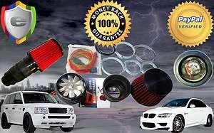 Electric Turbo Air Intake Supercharger Fan Kit   FREE USA SHIP