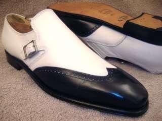 Salvatore Ferragamo Mens TRAMEZZA Dress Shoes Loafers Spectator