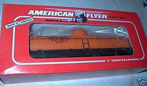 Gauge American Flyer 625 SHELL Tank Car no. 6 48405