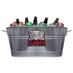 Alabama Crimson Tide Beverage Tub/Planter   NCAA College