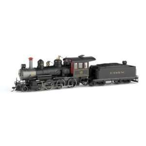Steel Cab Steam Locomotive with DCC & Sound (ET&WNC #12) Toys & Games
