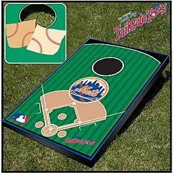 Licensed MLB New York Mets Tailgate Toss Game