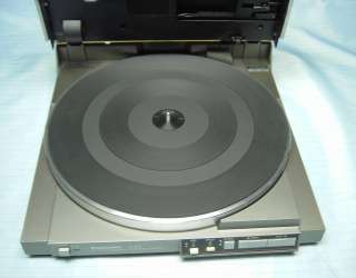 Panasonic Model SL N15 Linear Tracking Turntable Refurb