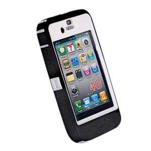 Iphone 4 Hard Case Rubber Skin Black verizon and AT&T