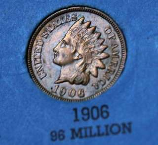 45 COIN INDIAN CENT COLLECTION