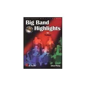 Big Band Highlights for Trumpet Softcover with CD Sports