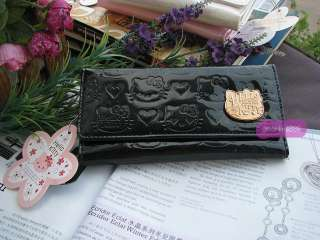 Hello kitty imitation Leather purse long wallet bag #3B