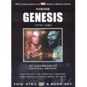 Inside Genesis 1970   1980   The Definitive Critical Review (With