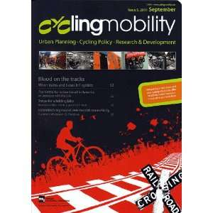 Cycling Mobility   Issue 3 (Issue 3, September 2011