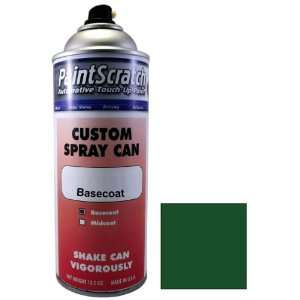 Spray Can of Dark Green Pearl Metallic Touch Up Paint for 2009 Toyota