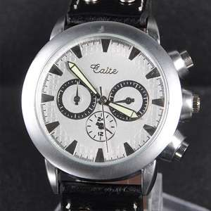 New Fashion Mens Ladies Analog Quartz Wrist Watch Gift