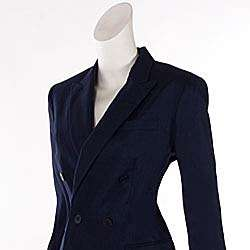 Ralph Lauren Polo Womens Navy Blazer