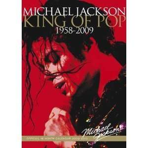 Michael Jackson King Of POP 1959   2009, Size 12 x 12