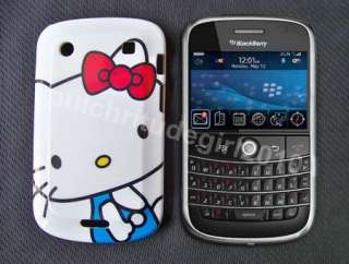 hello kitty case cover for blackberry bold 9900 9930 #4