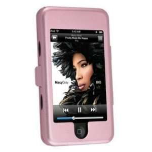 PINK Aluminum Metal IPOD TOUCH 1G CASE 1ST generation