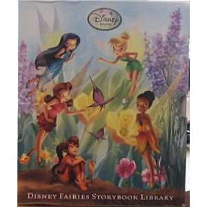 Disney Fairies Storybook Library 12 Volume Set n/a Books