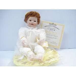 With Sunshine. Porcelain doll by Ashton Drake Galleries Toys & Games