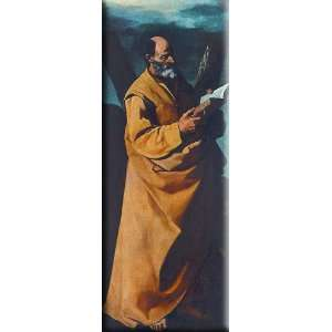 The Apostle, St Andrew 6x16 Streched Canvas Art by