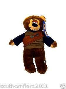 13.5 Star Trek Original Series Plush Klingon Teddy Bear