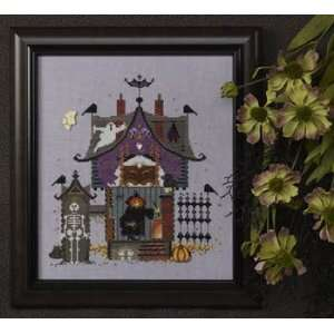 Open House (Three Gables Sequel)   Cross Stitch Pattern