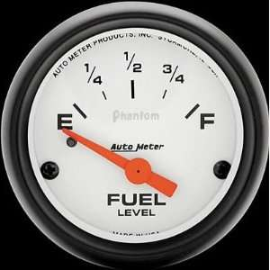 30 F Short Sweep Electric Fuel Level Gauge for GM Pre 65 Automotive