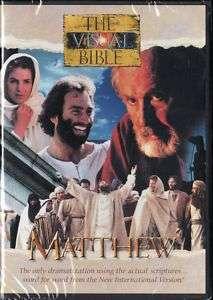 The Gospel of Matthew, Visual Bible 2 DVD Set