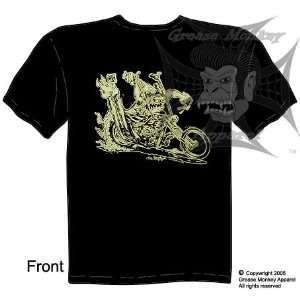 Size XL, Murdercycle, Chopper, Hot Rod Culture T Shirt, New, Ships