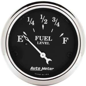 Auto Meter Old Tyme Black Analog Gauges 1717 Automotive